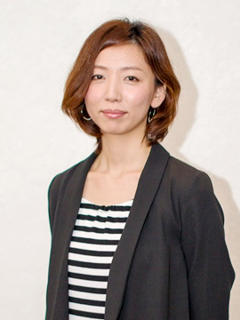 Hair Designer/Front・FloorManager 網野 さやか