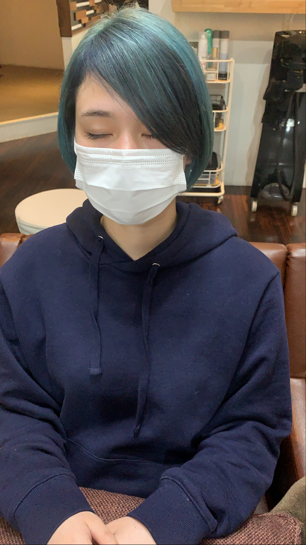 小倉北区美容室refu 〜2021年成人式 おめでとうございました〜